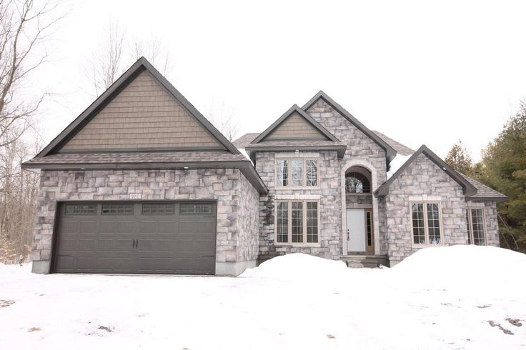 "Designed by Sierra Gate Homes, this amazing Spencerville, ON home will make you go ""wow""!"