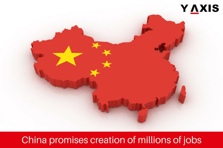 #China has assured that it will create millions of jobs as joblessness rate fell to 3.9% & said that it will support digital economy - industrial internet sectors, #ArtificialIntelligence, & #BigData. https://www.y-axis.com/overseas-jobs/china-promises-jobs/ #JobsInChina #WorkInChina #YAxis