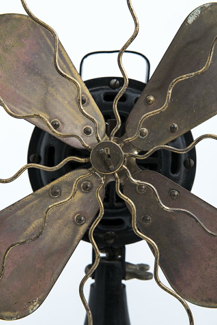 Mid century industrial fan by E.M.I Utrecht in Holland at Studio Schalling #industrial #midcenturymodern