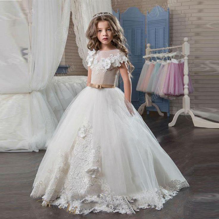 Belle robe de fille