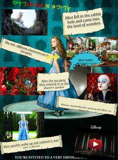Alice's Adventures in Wonderland is an 1865 novel written by English mathematician Charles Lutwidge Dodgson under the pseudonym Lewis Carroll. #glogster #glogpedia #aliceinwonderland