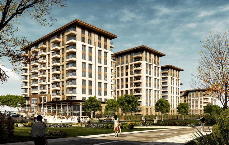 Invest in Off Plan Istanbul City Centre Properties