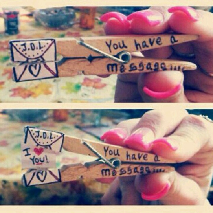 Cute Craft For Your Boyfriend Friend Family Or Loved Ones