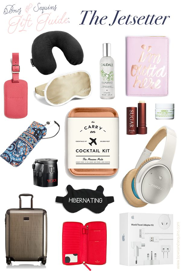 Gift Guide: The Jetsetter | Bows & Sequins | Bloglovin'