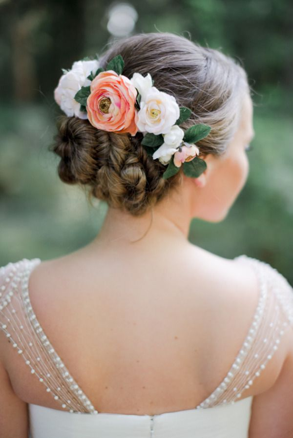 Twisted fishtail: http://www.stylemepretty.com/2015/04/12/20-bridal-fishtail-braids-we-love/