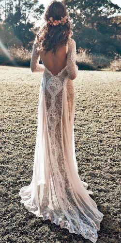 20+ Beautiful Beach Wedding Dresses Ideas