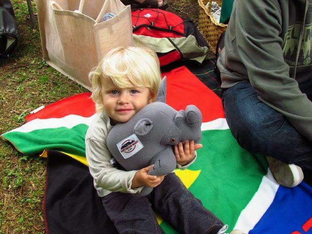 Rhino getting some love!