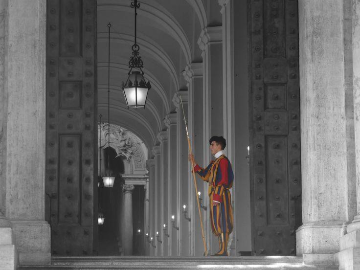 Guardia Suiza, Vaticano