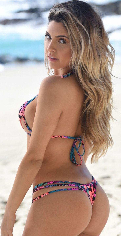 Super hot bikini babe  Babes em 2019  Bikini girls Sexy
