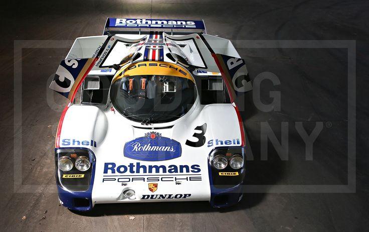 1982 Porsche 956 | Gooding & Company