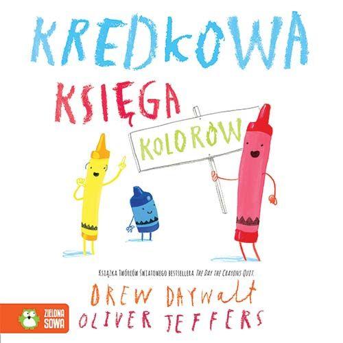 Kredkowa księga kolorów - Drew Daywalt | Książka | merlin.pl