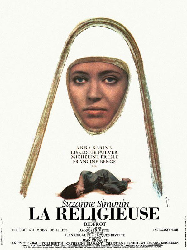 Suzanne Simonin, la religieuse de Diderot en streaming HD film