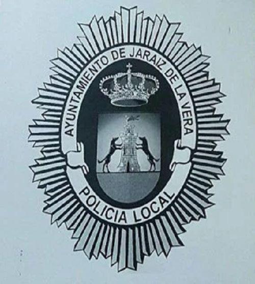 """Los agentes de la Policía Local de Jaraíz de la Vera imparten charlas de Acoso Escolar o """"Bullying"""" y """"Ciberbullying"""" dirigidas a alumnos de 1º ESO."""