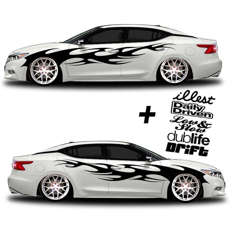 Best Custom Car Graphics Images On Pinterest Custom Cars - Custom car graphics