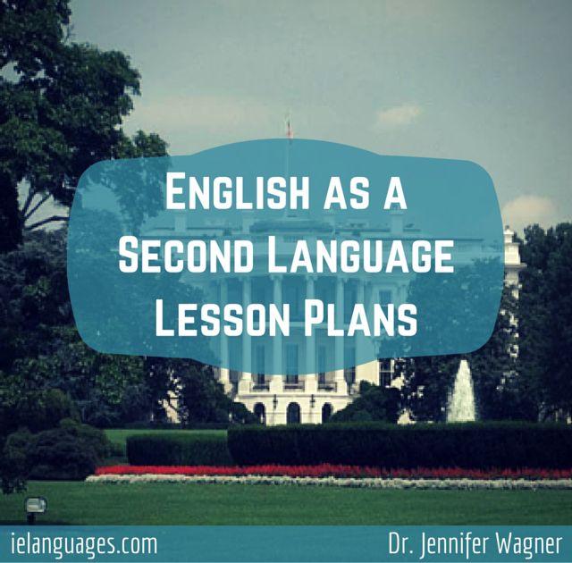 Teaching ESL Lesson Plans - ielanguages.com