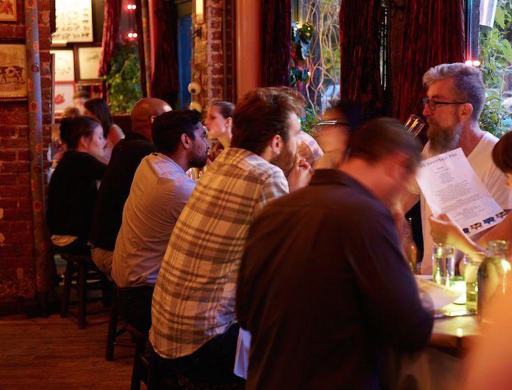 Affordable Restaurants In Nyc With Private Rooms
