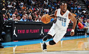 Groupon - Charlotte Bobcats Game at Time Warner Cable Arena on January 15, 21, or 23 (Up to 80% Off). Nine Options Available. in Charlotte (Time Warner Cable Arena). Groupon deal price: $15.0.00