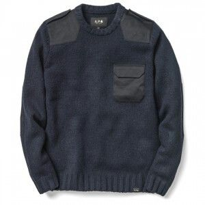 A.P.C x CARHARTT Commander Sweater