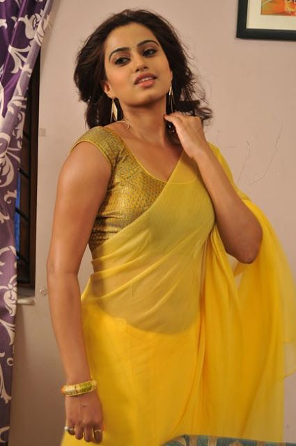 Dimple latest stills in yellow saree,Dimple,Dimple hot, Dimple hot ...