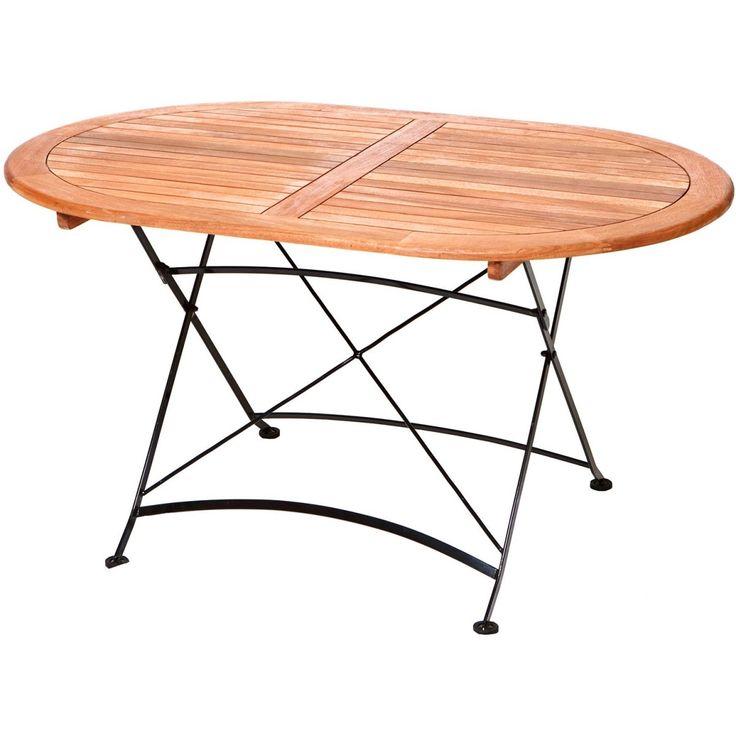 gartentisch holz oval simple einzigartig gartentisch holz rund runde aus teak ebay innerhalb. Black Bedroom Furniture Sets. Home Design Ideas