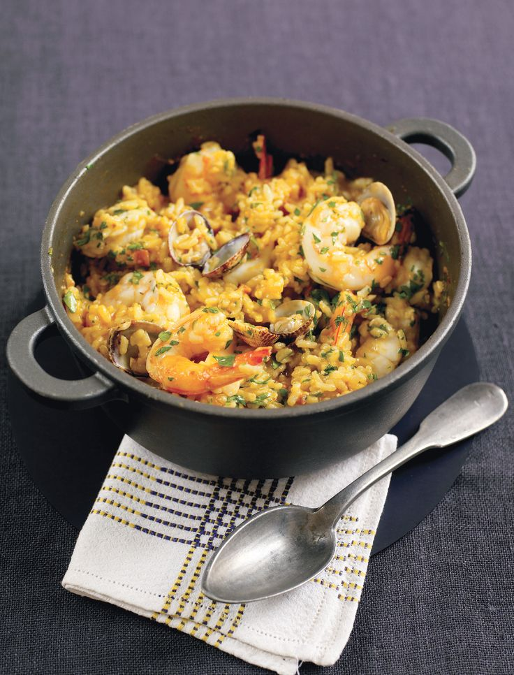 ... about Shrimp Risotto on Pinterest | Risotto, Prawn and Risotto Recipes