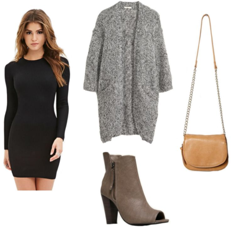 Outfits Under $100: 4 Dinner Date Looks. Got plans? Getting dressed can be as simple at throwing on, well, a dress.