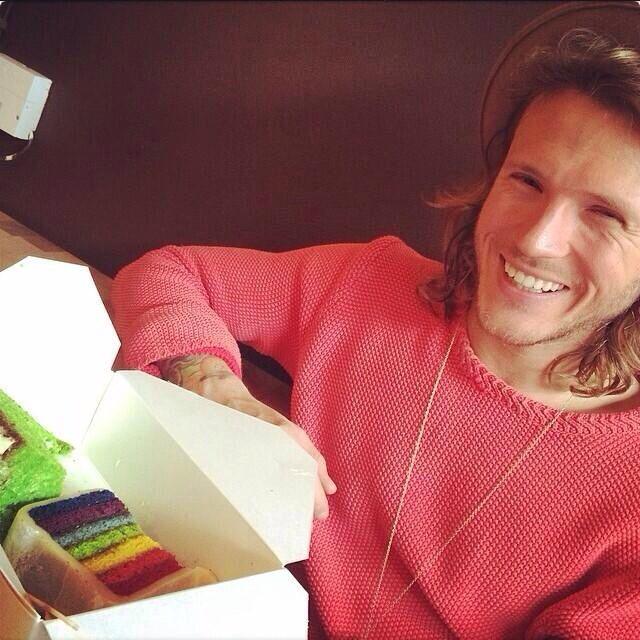 Dougie Poynter, that smile....