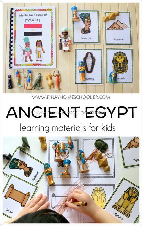 Best 25+ Ancient egypt activities ideas on Pinterest ...