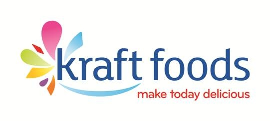 Kraft Foods!  Food for friends, family, and me :)