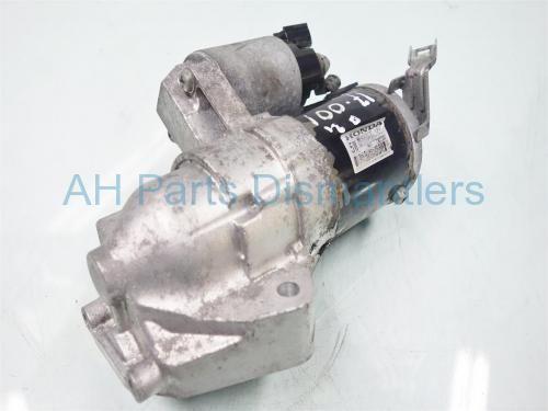 Used 2007 Honda Odyssey STARTER  31200-RGL-A02 31200RGLA02. Purchase from https://ahparts.com/buy-used/2007-Honda-Odyssey-Motor-STARTER-31200-RGL-A02-31200RGLA02/120365-1?utm_source=pinterest