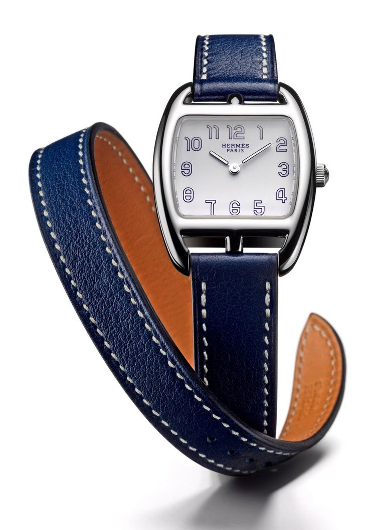 I don't care that it's Hermes. I just love this watch .
