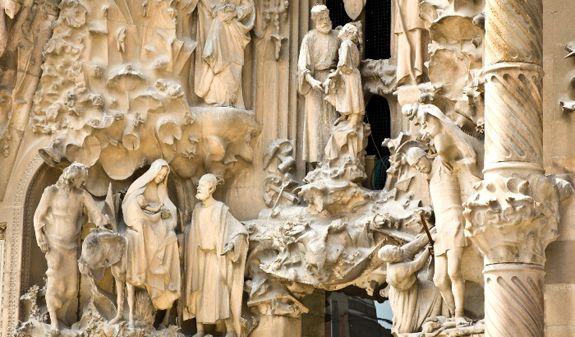 Tour Sagrada Familia | Visit Barcelona Tickets
