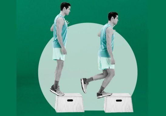 Wie blessures wil voorkomen, doet er goed aan krachtoefeningen op langzame wijze uit te voeren.
