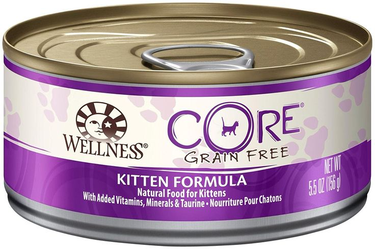 Wellness Core Kitten Canned Food Reviews