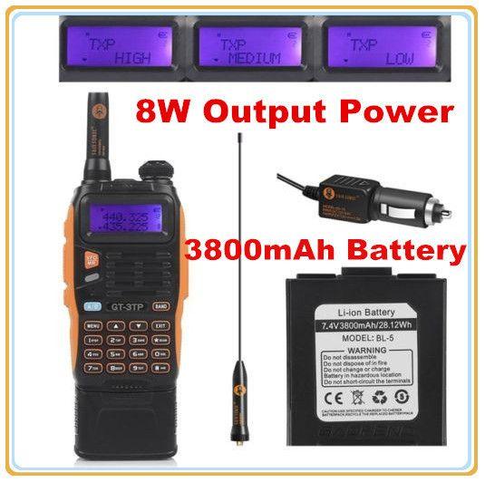 3800mAh Battery Baofeng GT-3TP MarkIII 8W Dual Band V/UHF Ham Two-way Radio Walkie Talkie Transceiver  $104.97  http://5gtech.myshopify.com/products/3800mah-battery-baofeng-gt-3tp-markiii-8w-dual-band-v-uhf-ham-two-way-radio-walkie-talkie-transceiver?utm_campaign=outfy_sm_1487820983_812&utm_medium=socialmedia_post&utm_source=pinterest   #me #swag #instalike #amazing #cool #instagood #fashion #happy #hot #life #beautiful #love #instacool #pretty #instalove