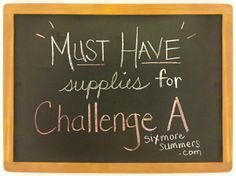 sixmoresummers.com Must Have Supplies for Challenge A with Classical Conversations