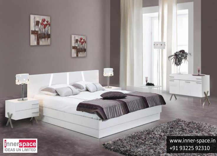 Turn your #Bedroom into the pinnacle of comfort, relaxation and peace.