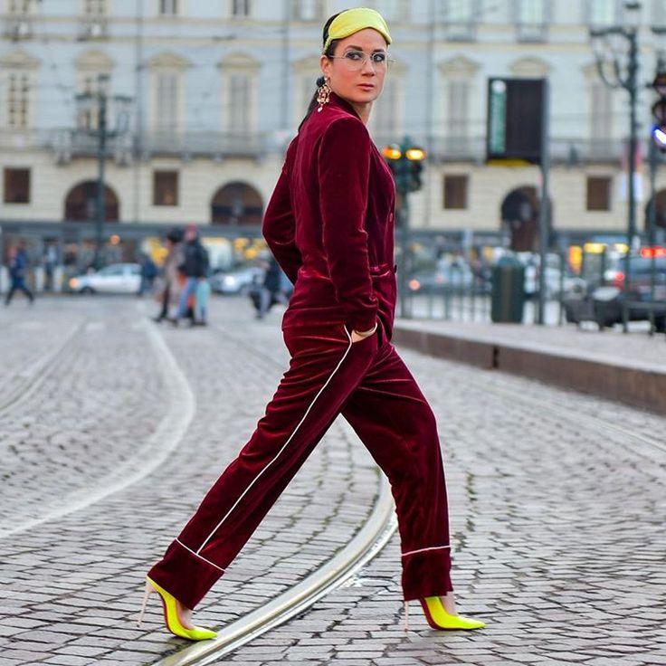 www.modablogger.eu #pijama #streetstyle #fashionblogger #trendy