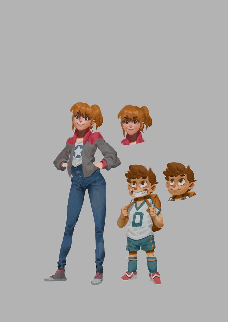 Cartoon Character Design Concept : Best character images on pinterest
