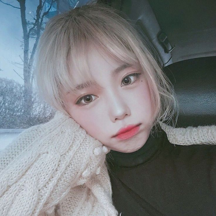 asian   pretty girl   good-looking   ulzzang ❤