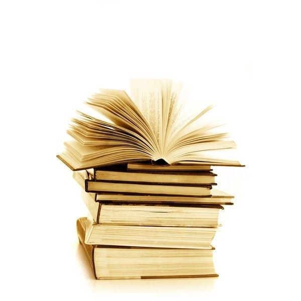 стопка книг Стопка книг изолированные - Стоковое фото Elnur... ❤ liked on Polyvore featuring books, fillers and backgrounds