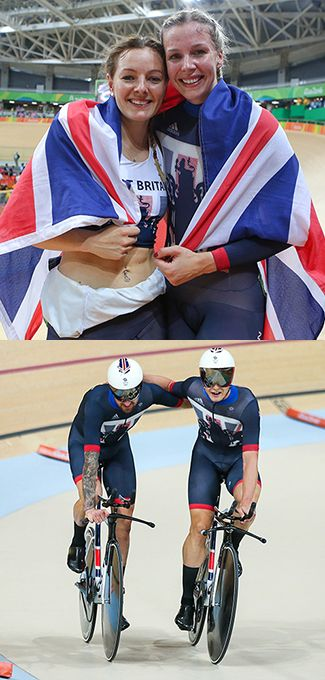 Um. Have Team GB been accused of *cheating* in the Olympics...?!