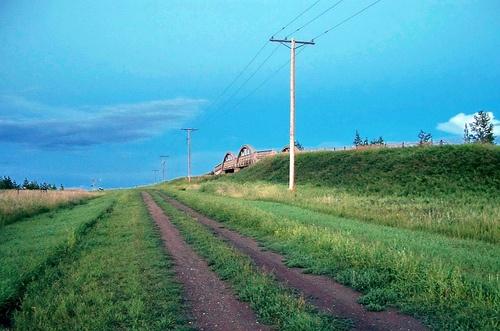 sk08h023 Perdue Farm Road, Saskatchewan 2008 by CanadaGood, via Flickr    HOME!!