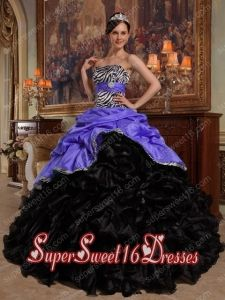 9 best images about 2014 Black and Purple Sweet Sixteen Dresses on ...