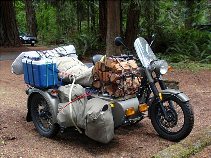 Another camping trip.