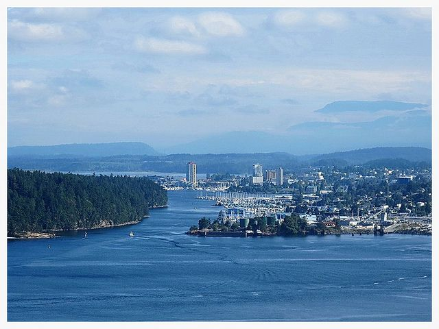 Departure Bay, Nanaimo, BC