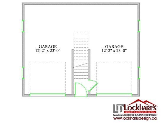 Lewisport Garage Floor Plan