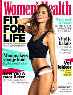 3x Women's Health € 9,95: Women's Health is de tweemaandelijkse health…