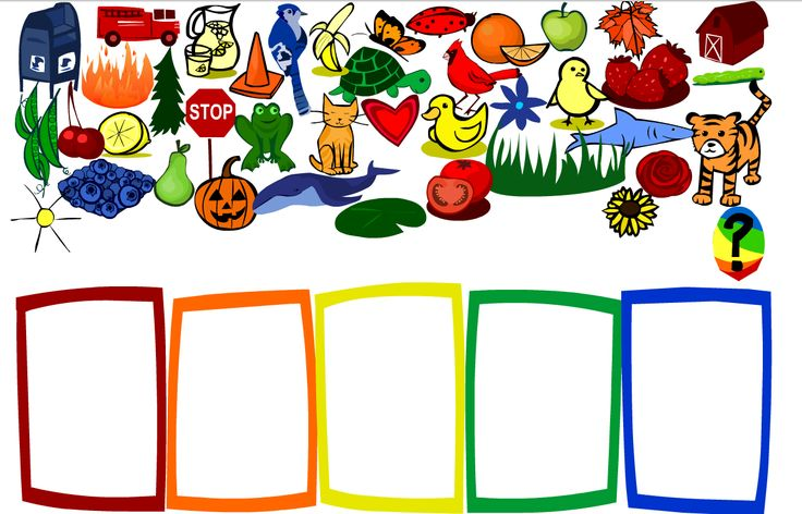 juego online clasificacion colores