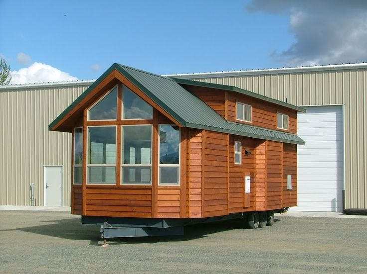 Rich 39 s portable cabins photos google via https plus for Mother in law cottage log cabin